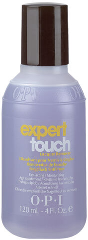Expert Touch Laquer Remover 120 ml.