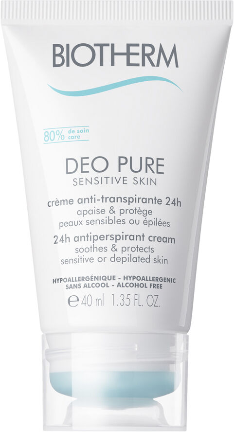 Biotherm Deo Pure Sensitive Cream