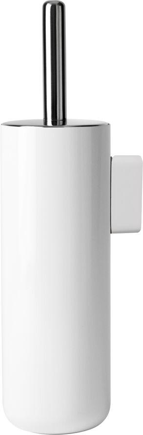 Toilet Brush, Wall, White