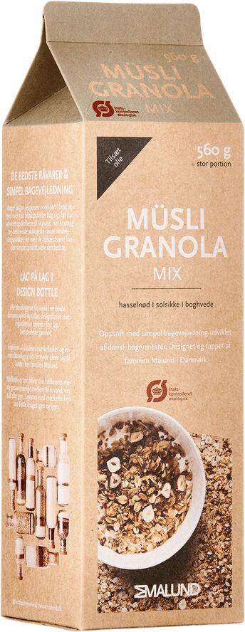 Müsli/Granola Karton