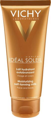 Idéal Soleil selvbrunerlotion til ansigt/krop 100 ml.