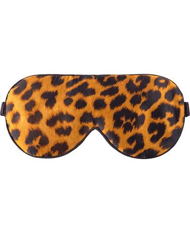 Sovemaske leopard mønstreret