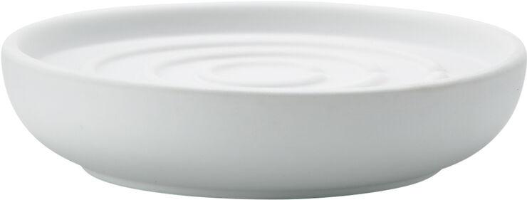 Sæbeskål Nova - Porcelæn/Soft touch