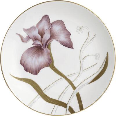 Flora tallerken iris 19 cm