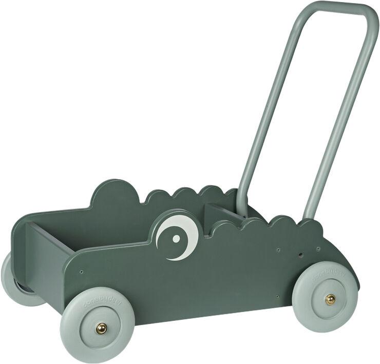 Gå-vogn, Croco, grøn