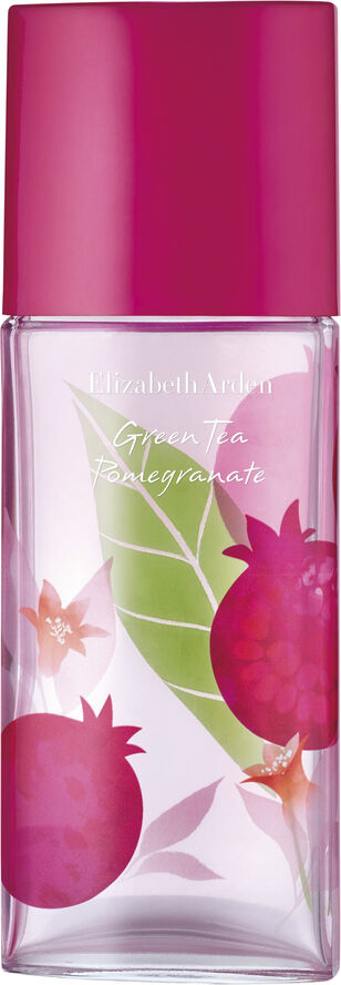 Green Tea Pomegranate Eau De Toilette