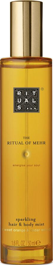 The Ritual of Mehr Hair & Body Mist