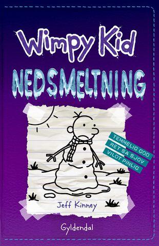 Wimpy Kid 13 - Nedsmeltning