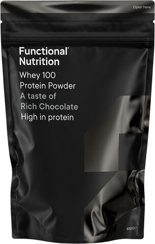Functional Nutrition Whey 100 Rich Chocolate Black Friday