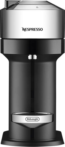 Nespresso® Vertuo Next Deluxe coffee machine by Delonghi®, Pure Chrome