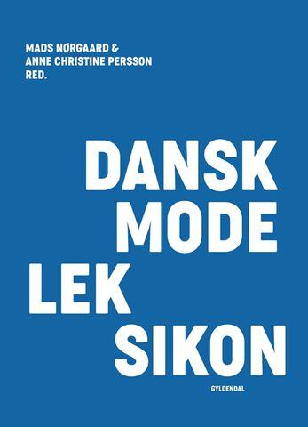 Dansk modeleksikon - blå