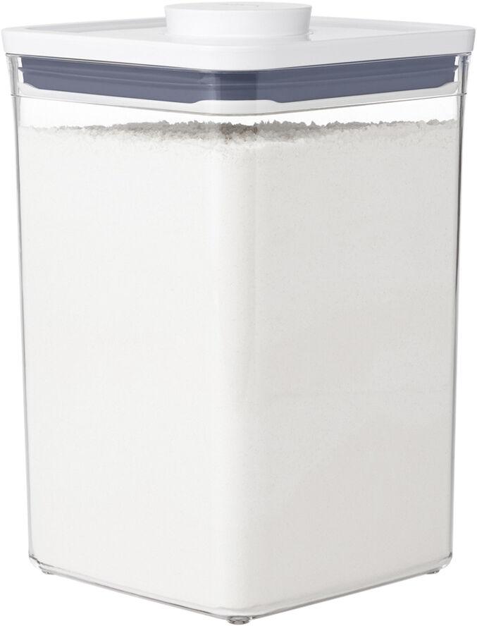 OXO POP container, stor kvadrat, 4,2 l.