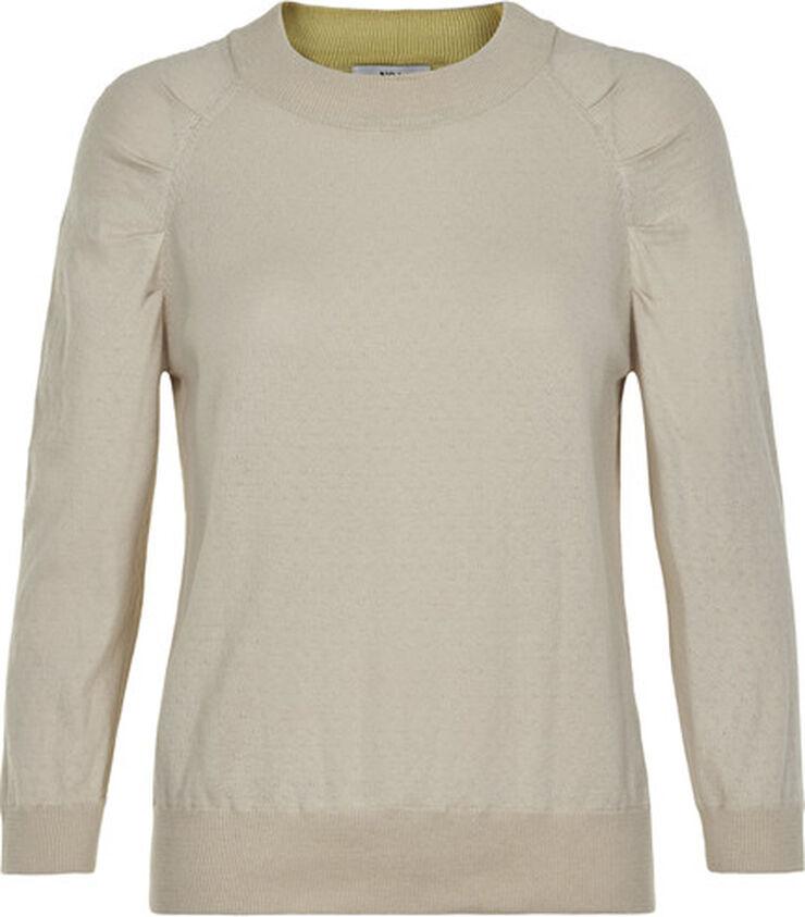 Organic cotton knit