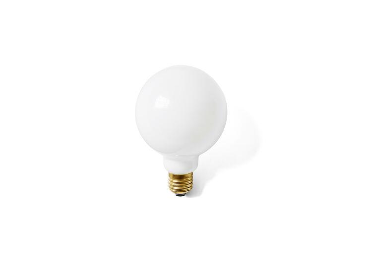Globe Bulb, LED,  95, Opal