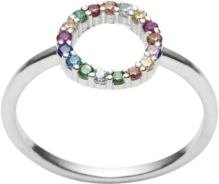 Partnership ring Sterling Silver