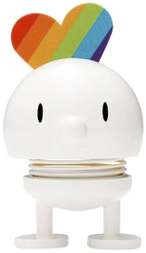 Rainbow Hoptimist - White
