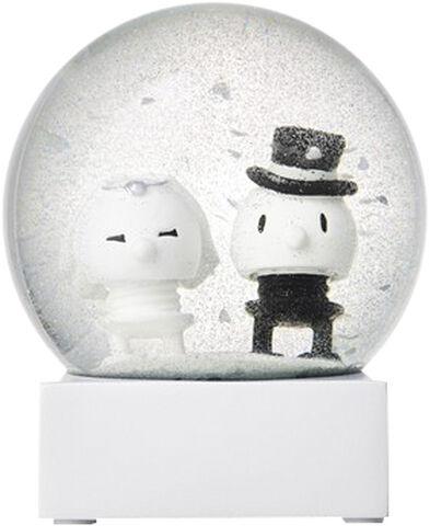 Wedding Glitter Globe