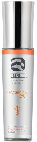Hi-vitamin C 12% Antioxidant & Brigthening Soluton 30 ml.
