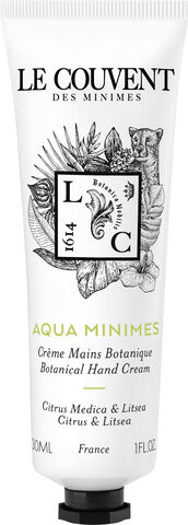 Botanical Aqua Minimes Hand Cream 30 ml.