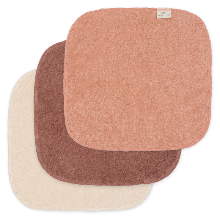 3 PACK TERRY WASH CLOTHS