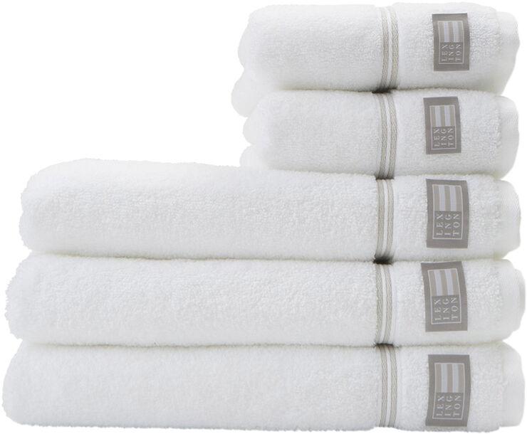 Lexington Hotel Towel White/Beige