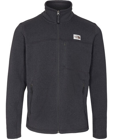 M GORDON LYONS FULL ZIP TNF BLACK H