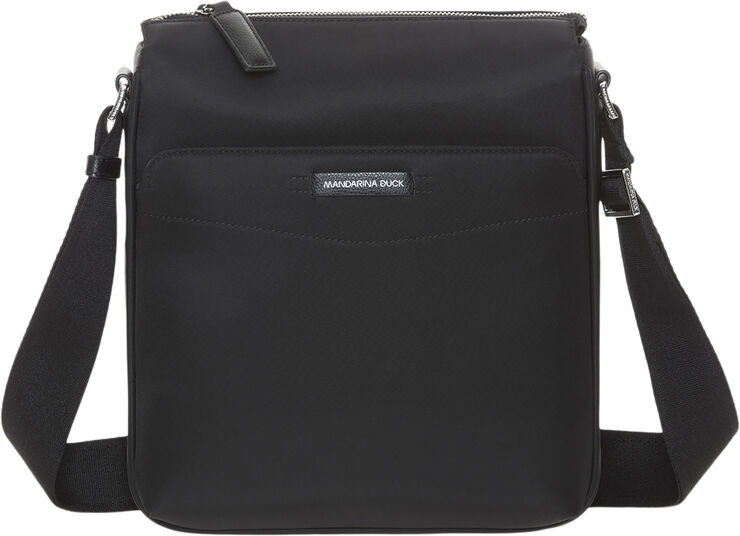 ECO TIMES FLAT CROSSOVER / BLACK