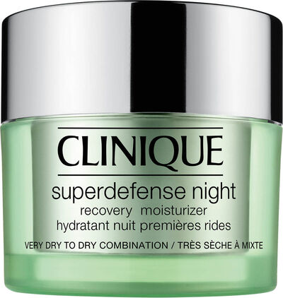 Superdefense Night  Skin Type 1+2, 50 ml.