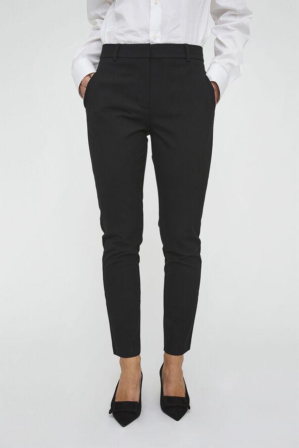 Kylie 396 Crop, Black, Pants