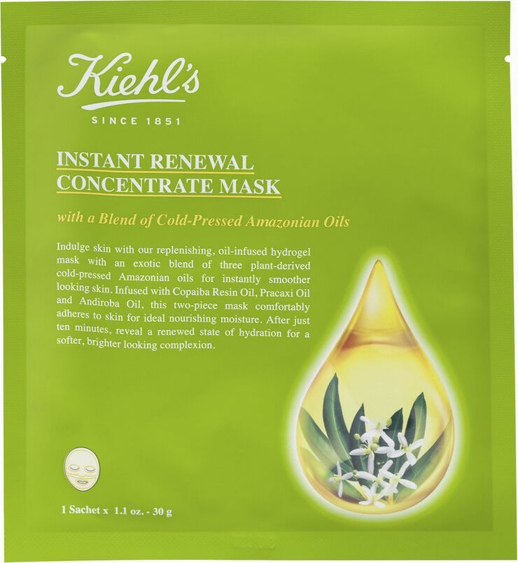 Instant Renewing Concentrate Mask