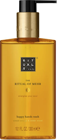 The Ritual of Mehr Hand Wash