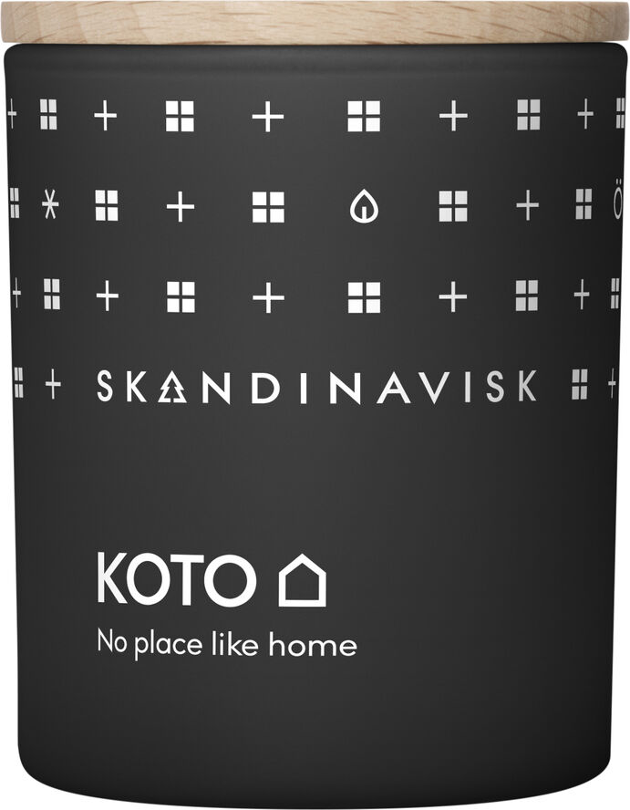 KOTO Scented Candle w Lid 65g
