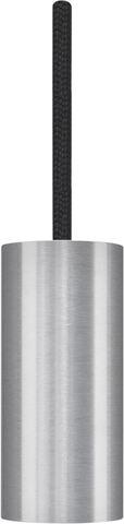 Aluminium m. Sort ledning