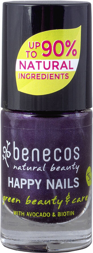 benecos Nail Polish, 5ml, galaxy