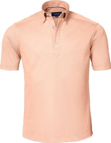 Cotton Pique shirt - Slim fit
