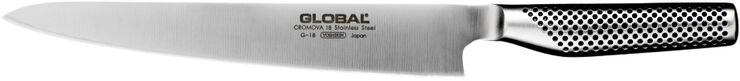 G-18 Filetkniv bred fleksibel stål 24 cm