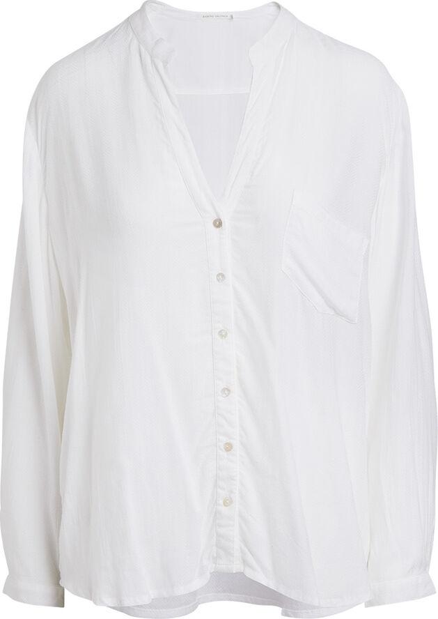 Herringbone classic shirt