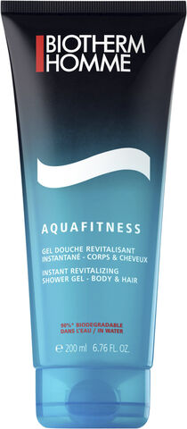 Biotherm Aqua-Fitness Homme Shower Gel - Body & Hair