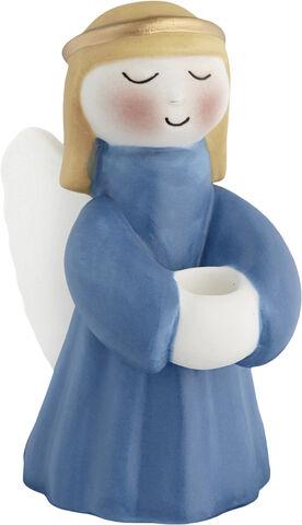 Kähler Christmas Engel H10 mørk blå