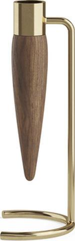 Umanoff, Candle Holder, Polished Br