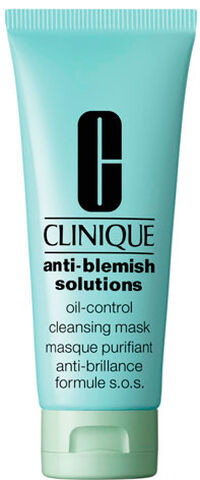 Anti-Blemish Solutions Cleansing Mask, 100 ml.