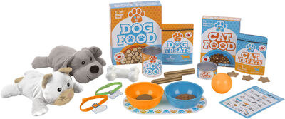 Pet Treats Play Set - Feed & Play