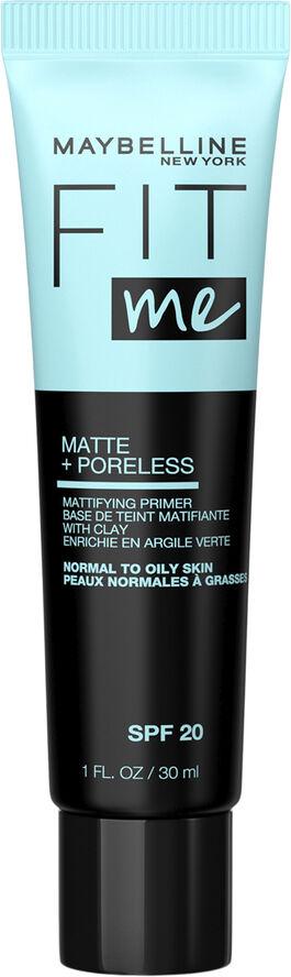 Fit Me Matte + Poreless primer