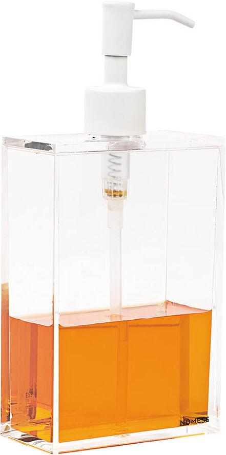 Clear sæbe dispenser