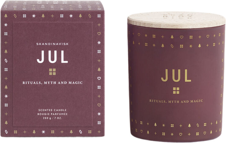 JUL 200gr Scented Candle