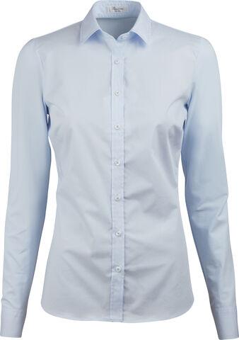Shirt S poplin stretch/jersey