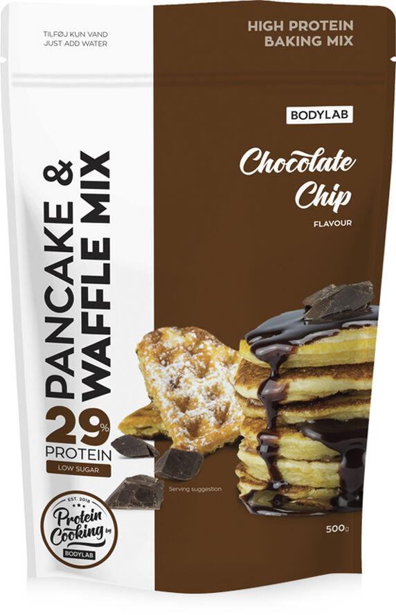 Protein Pancake Mix Chocolate Chip