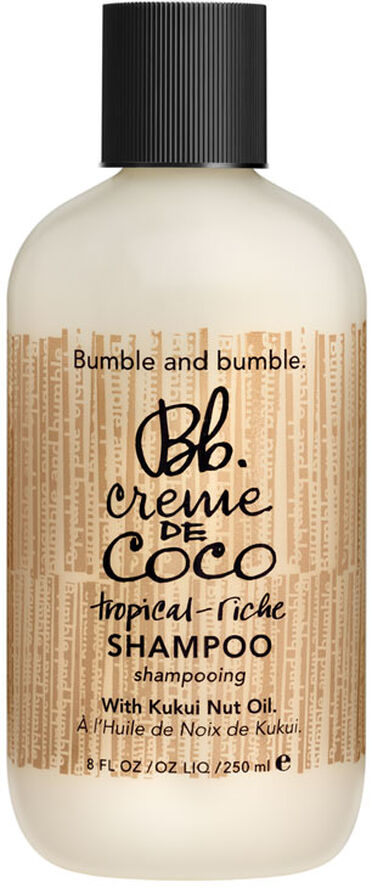 Creme de Coco Shampoo 250 ml.