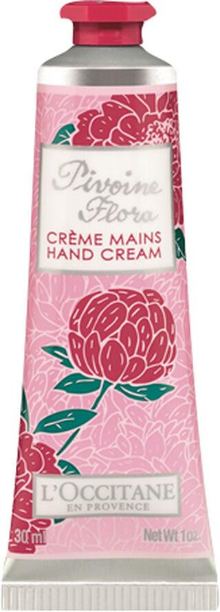 Pivoine Flora Hand Cream 30 ml.