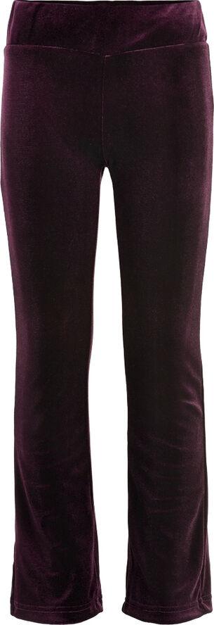 ROSE LOUNGE FLARED PANTS